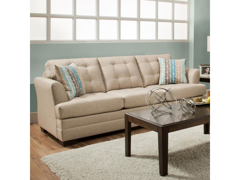 United Furniture Industries 2057Sofa
