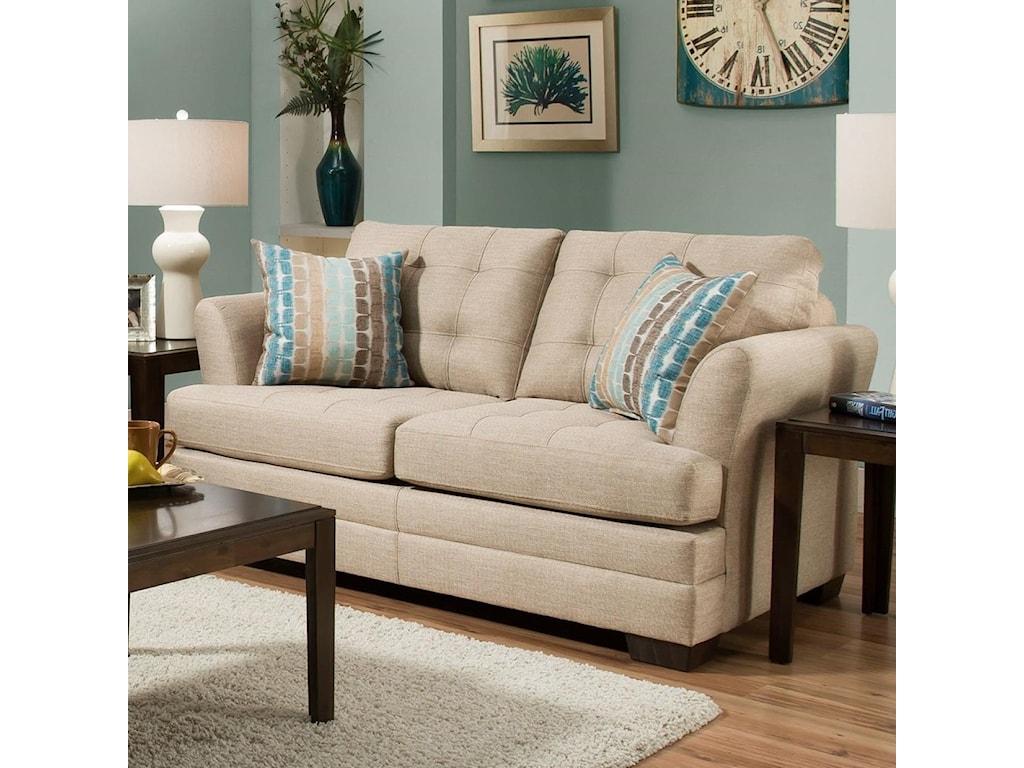 United Furniture Industries 2057Twin Sleeper