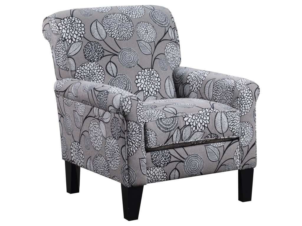 VFM Basics 2160Transitional Accent Chair