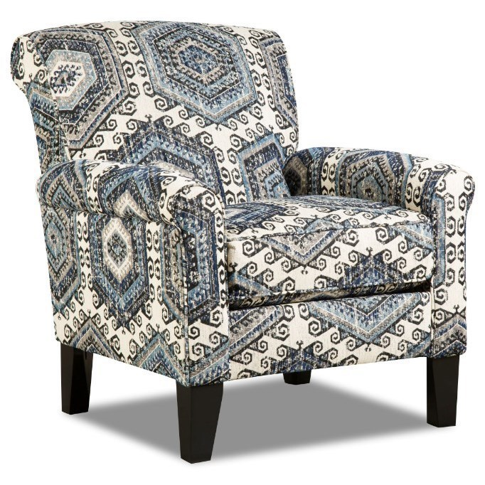 Awesome Simmons Upholstery 2160Transitional Accent Chair