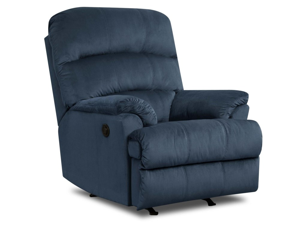 United Furniture Industries 271Casual Rocker Recliner