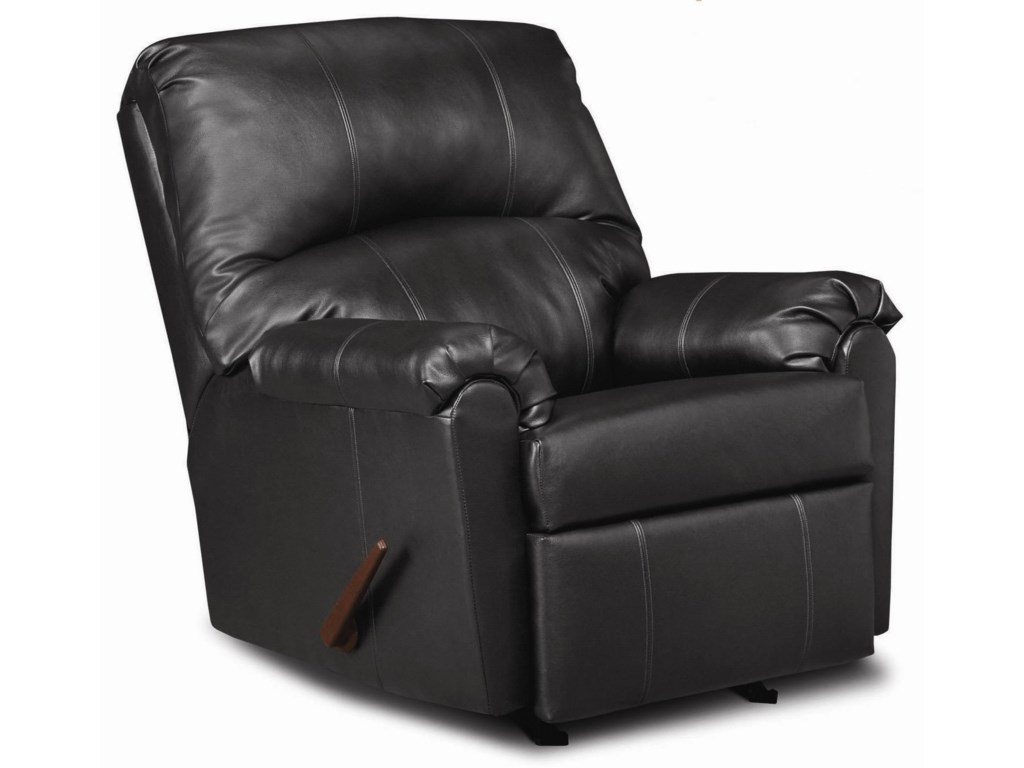 United Furniture Industries 278Casual 3-Way Recliner