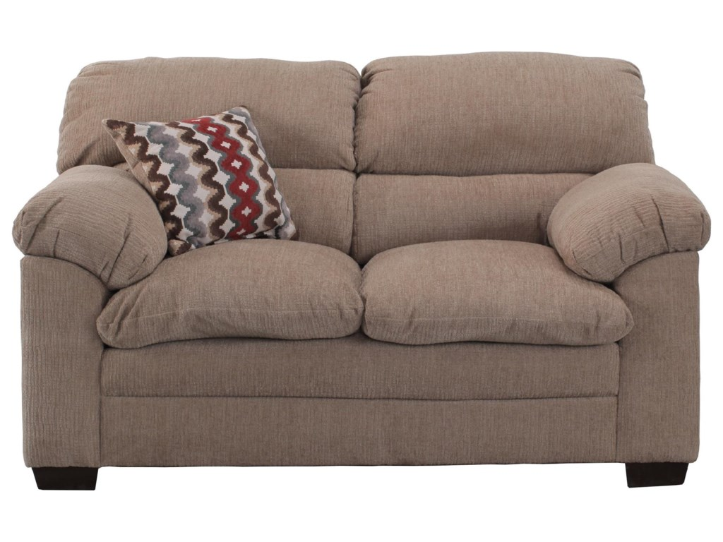 Simmons Upholstery 3683Love Seat