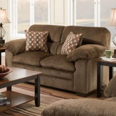 United Furniture Industries 3683Love Seat