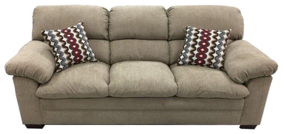 Simmons Upholstery 3683Sofa