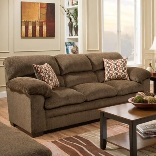 United Furniture Industries 3683Sofa