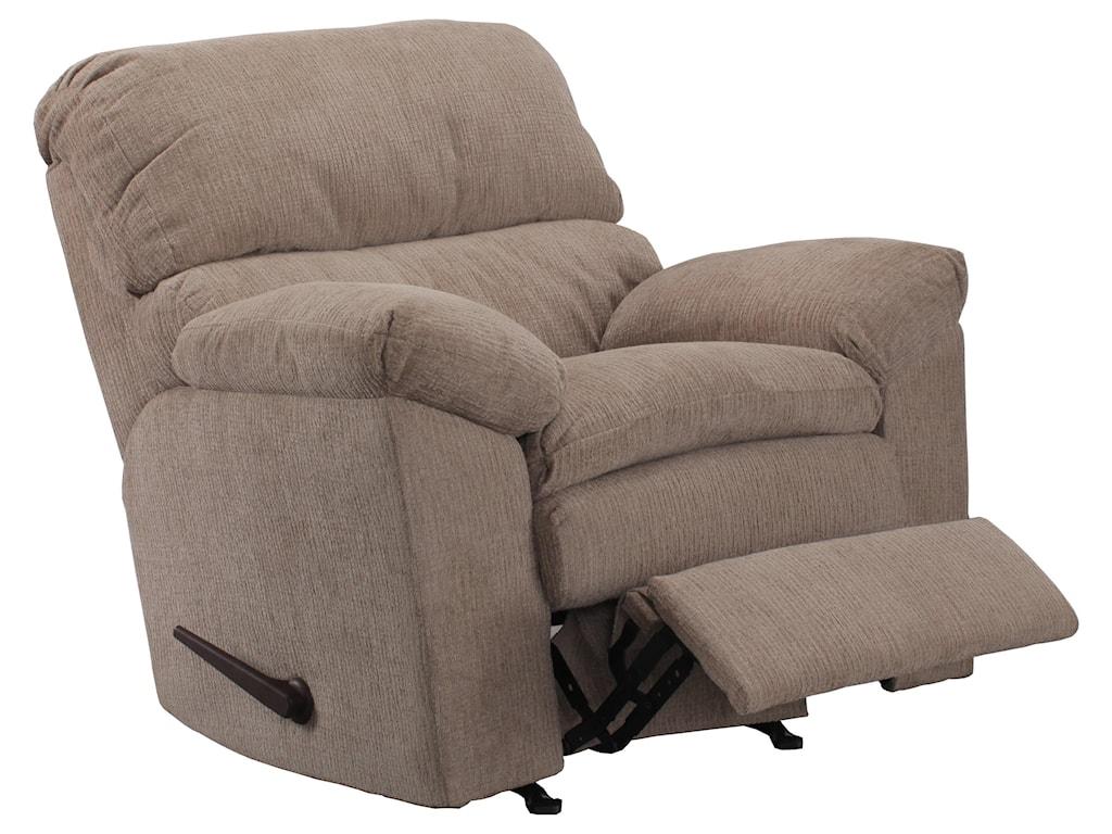 Simmons Upholstery 3683Rocker Recliner