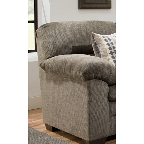 United Furniture Industries 3683 Chair