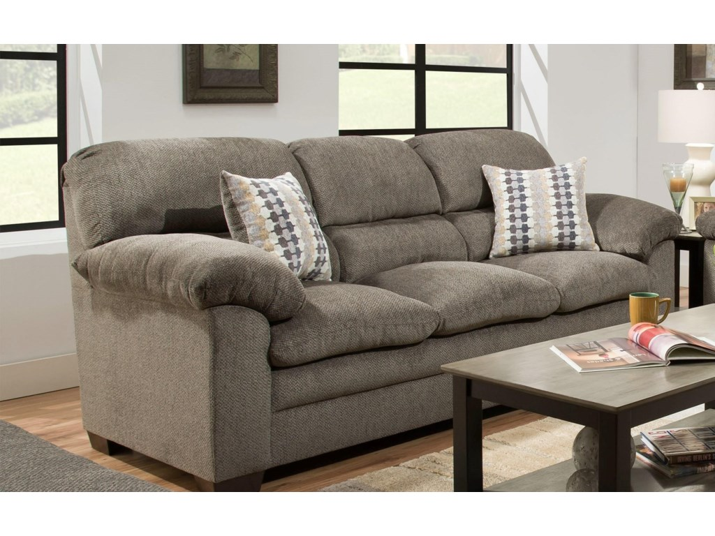 United Furniture Industries 3683Upholstered Sofa
