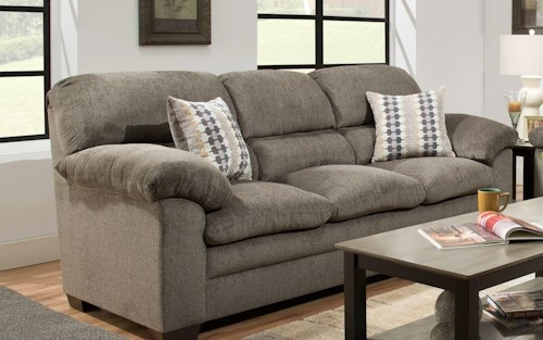 United Furniture Industries 3683 Sofa