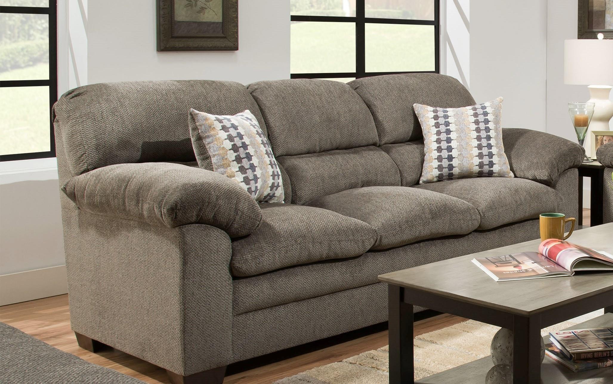 United Furniture Industries 3683 Sofa