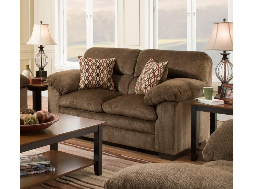 United Furniture Industries 3683Loveseat