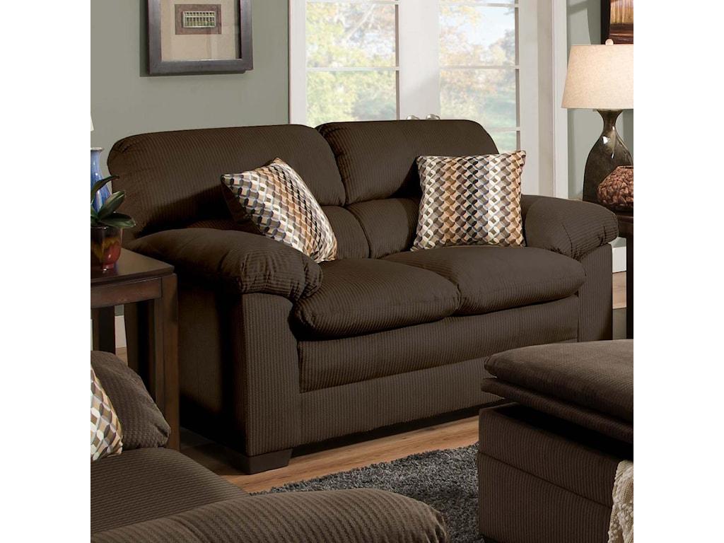 United Furniture Industries 3685Loveseat