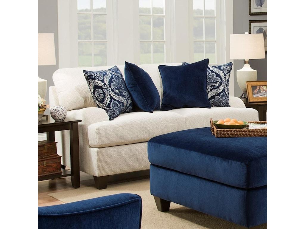 United Furniture Industries 4002Loveseat