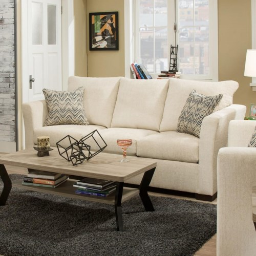 Simmons 4206 Transitional Sofa Model - Review Simmons Sleeper sofa Top Search