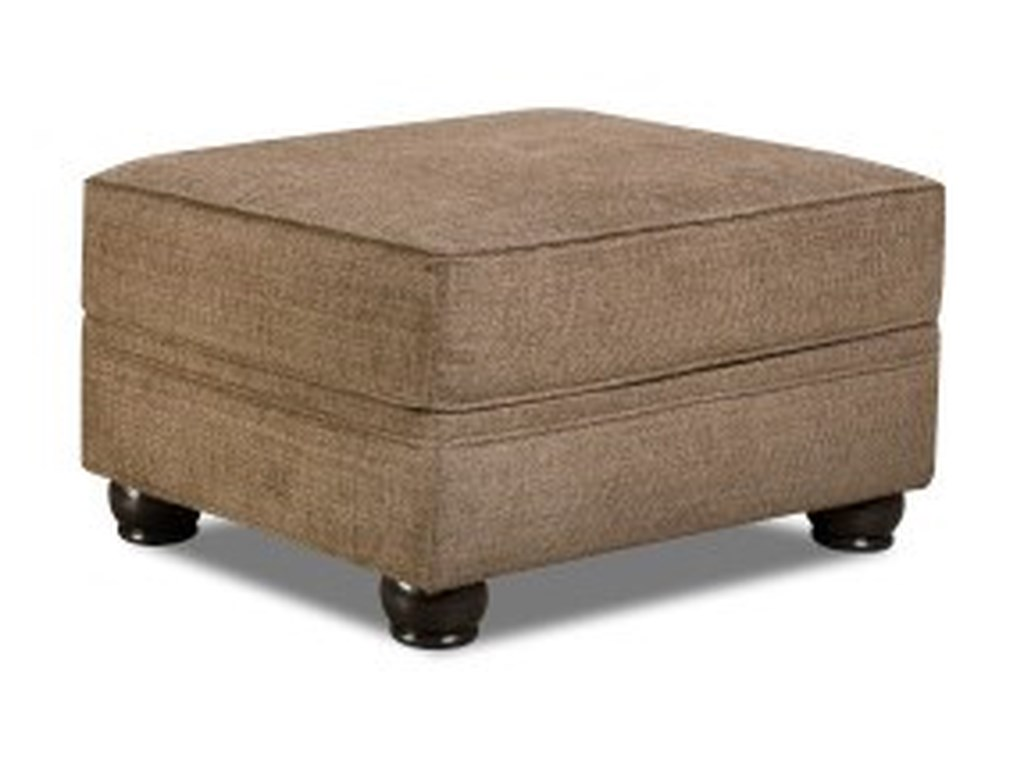 United Furniture Industries 4250 BRTransitional Ottoman