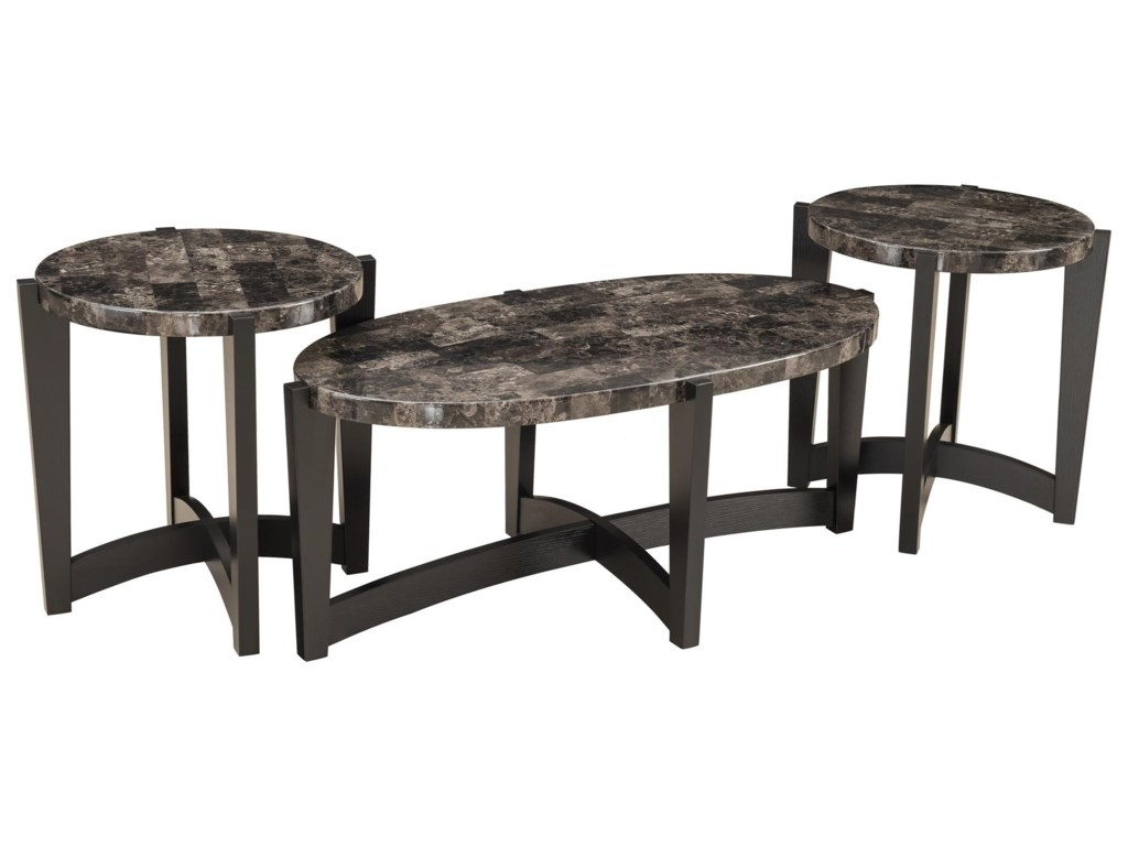 Simmons Upholstery 4253Occasional Table Set