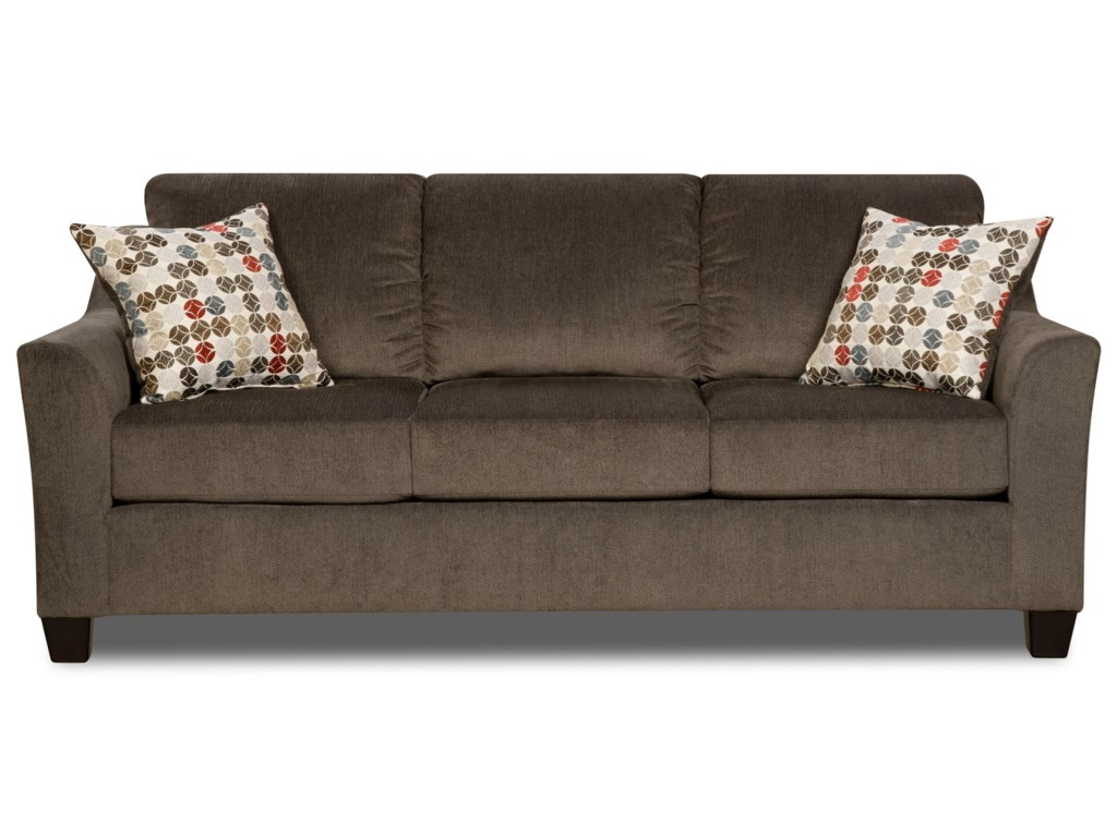 United Furniture Industries 4310Transitional Sofa