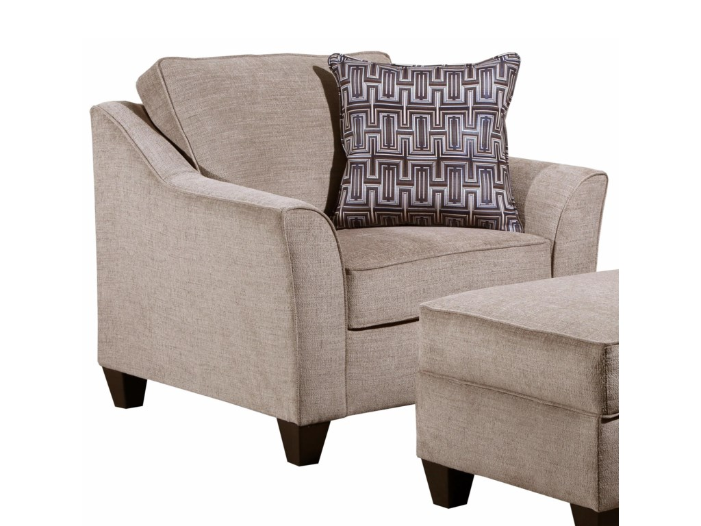 United Furniture Industries 4330Chair