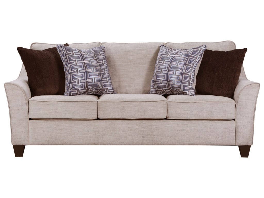 United Furniture Industries 4330Sofa