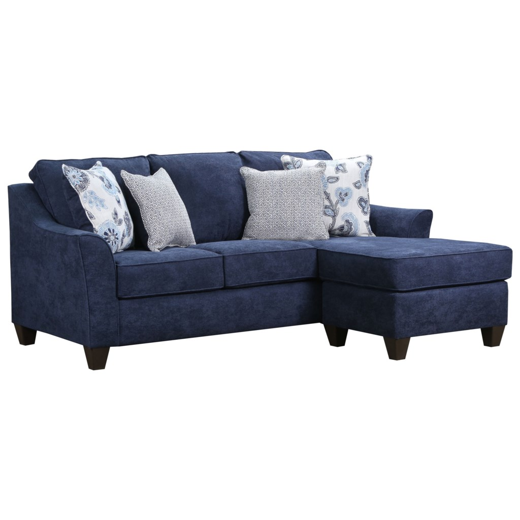 Lane Lancaster Sofa With Chaise Ruby Gordon Home Sectional Sofas
