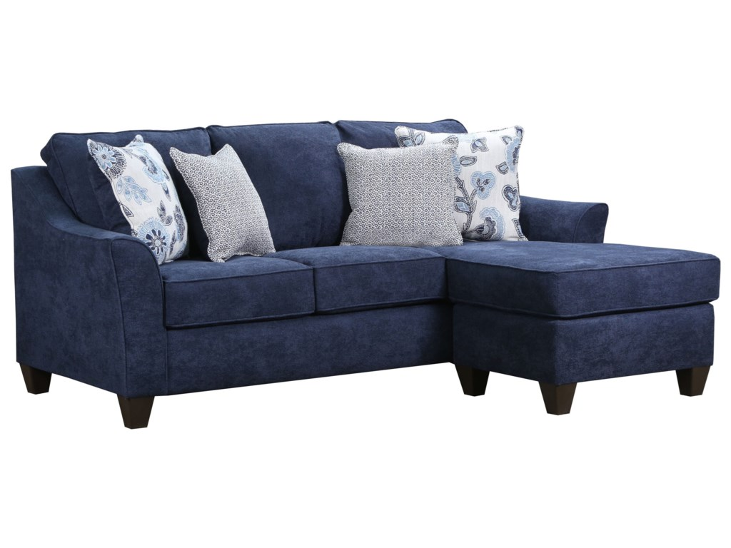 United Furniture Industries 4330Sofa with Chaise