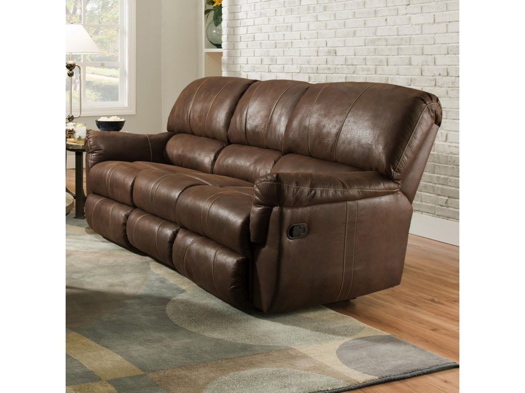 United Furniture Industries 50364Double Motion Sofa
