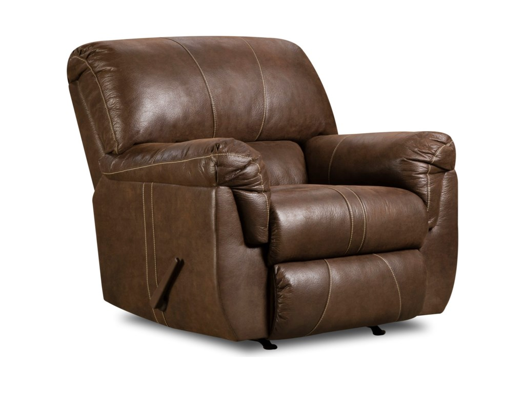 United Furniture Industries 50364Power Rocker Recliner