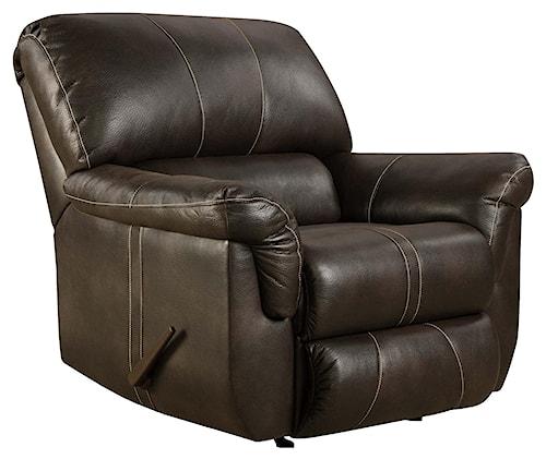 United Furniture Industries 50365 Casual Power Rocker Recliner
