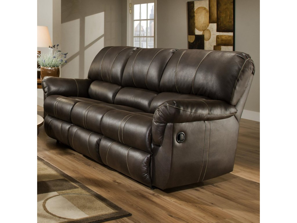 United Furniture Industries 50365Double Motion Sofa