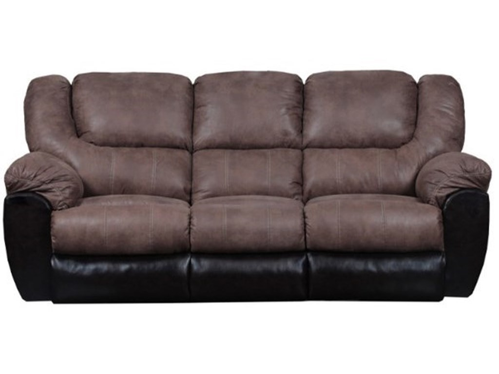 Simmons Upholstery 50431 50431powermotionsofa Power Double Motion