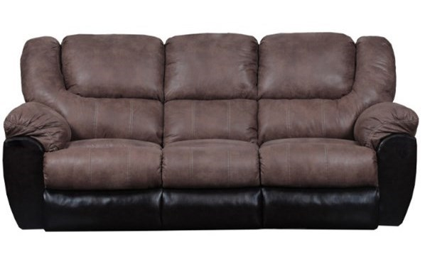 United Furniture Industries 50431Casual Double Motion Sofa