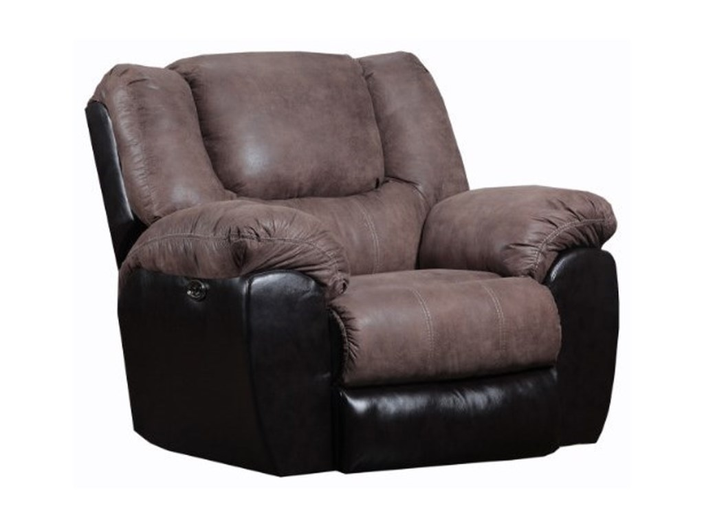United Furniture Industries 50431Casual Rocker Recliner
