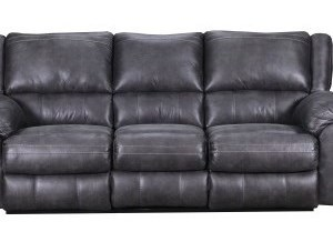 Simmons Upholstery 50433BRDouble Motion Sofa