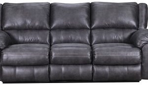United Furniture Industries 50433BR Double Motion Sofa