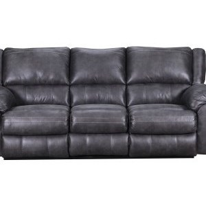 Good Simmons Upholstery 50433BRDouble Motion Sofa