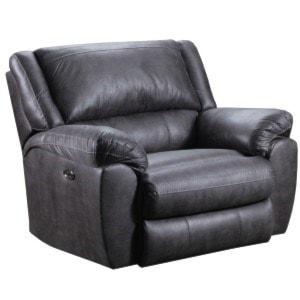 Simmons Upholstery 50433BRPower Cuddler Recliner
