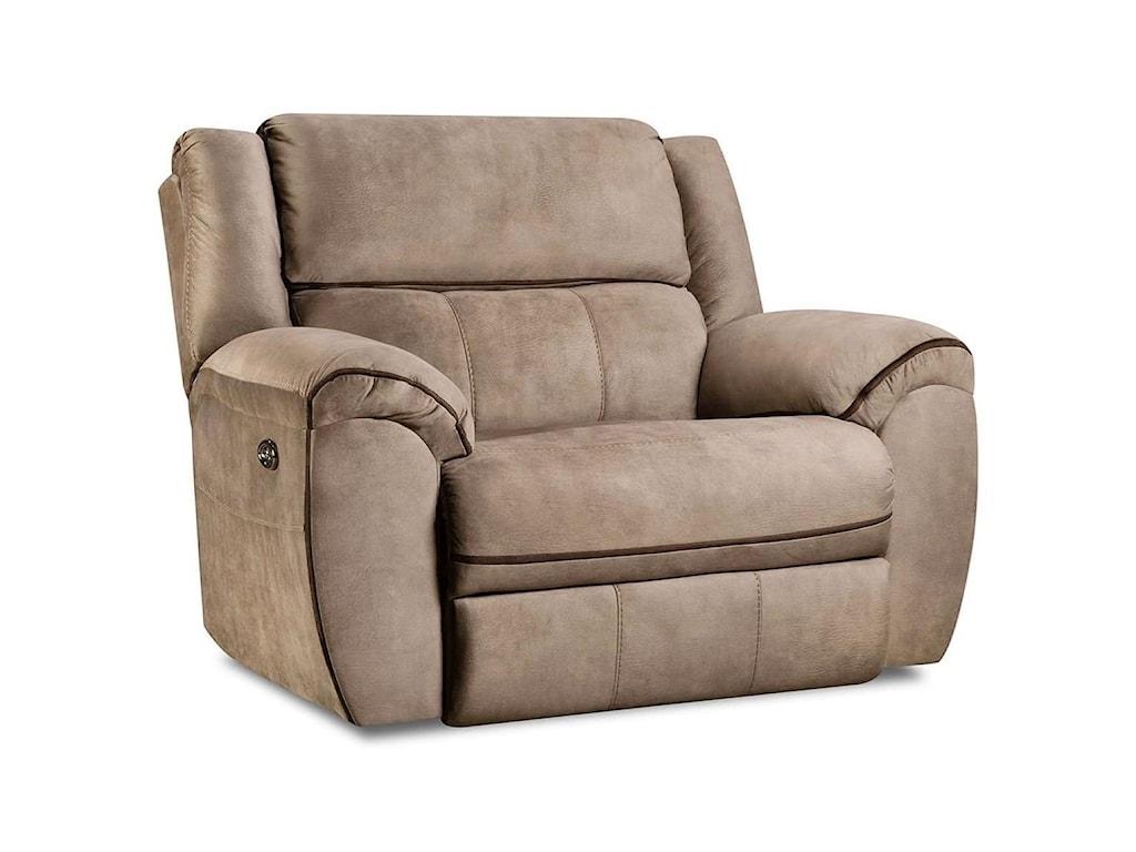United Furniture Industries 50436BRPower Cuddler Recliner