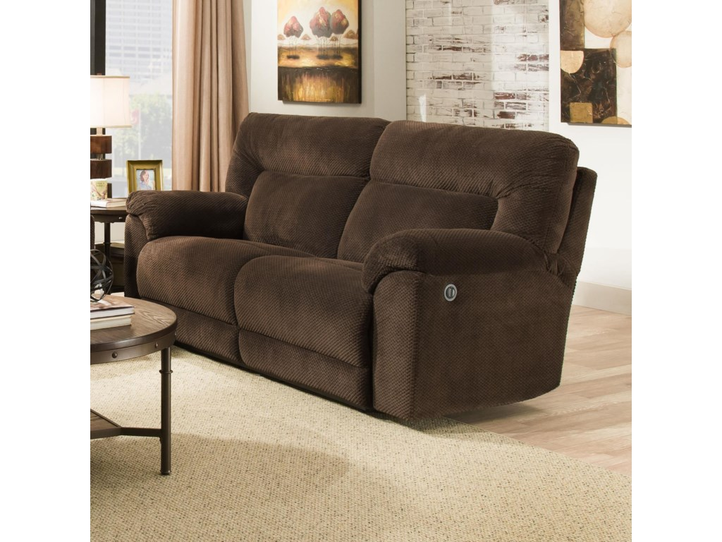 United Furniture Industries 50570Power Double Motion Sofa
