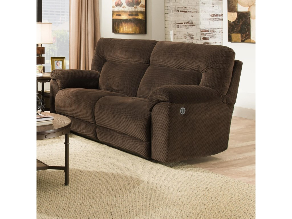 United Furniture Industries 50570Double Motion Sofa