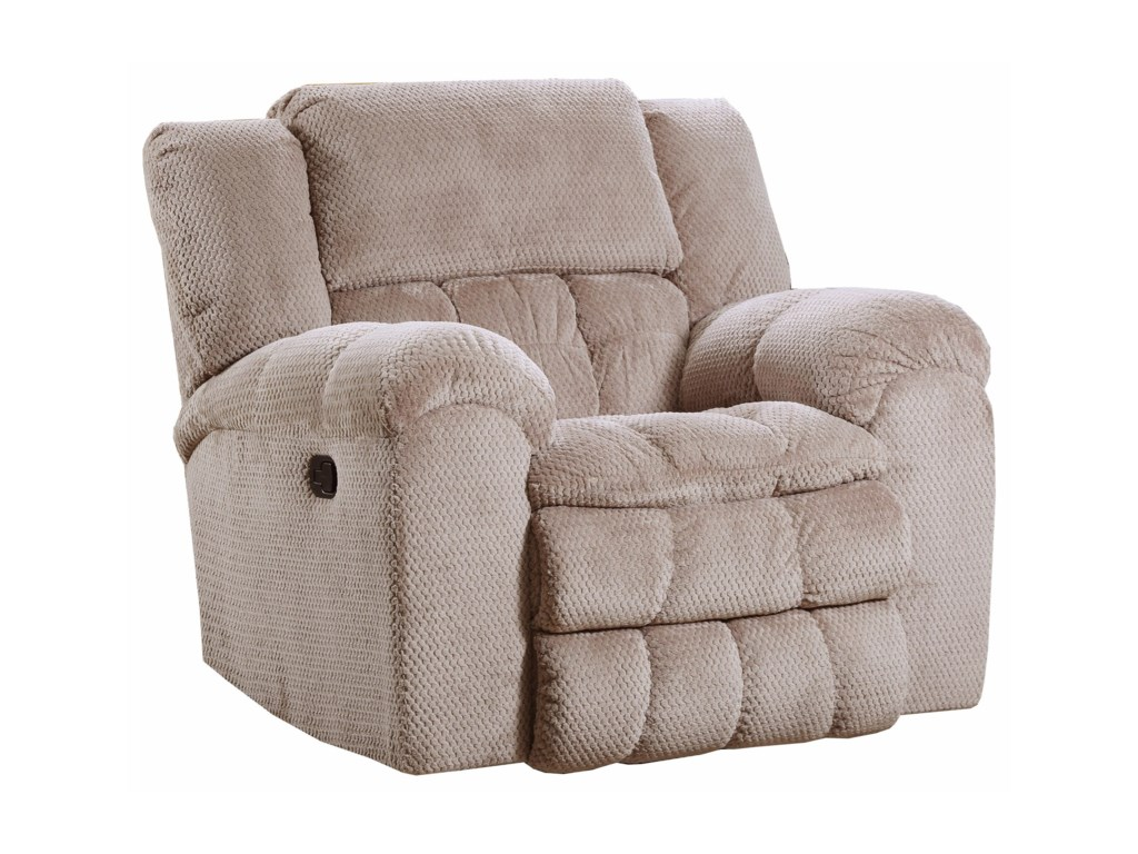 United Furniture Industries 50580BRPower Rocker Recliner