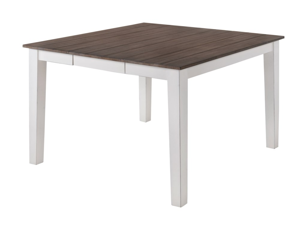 United Furniture Industries 5057Counter Height Square Dining Table
