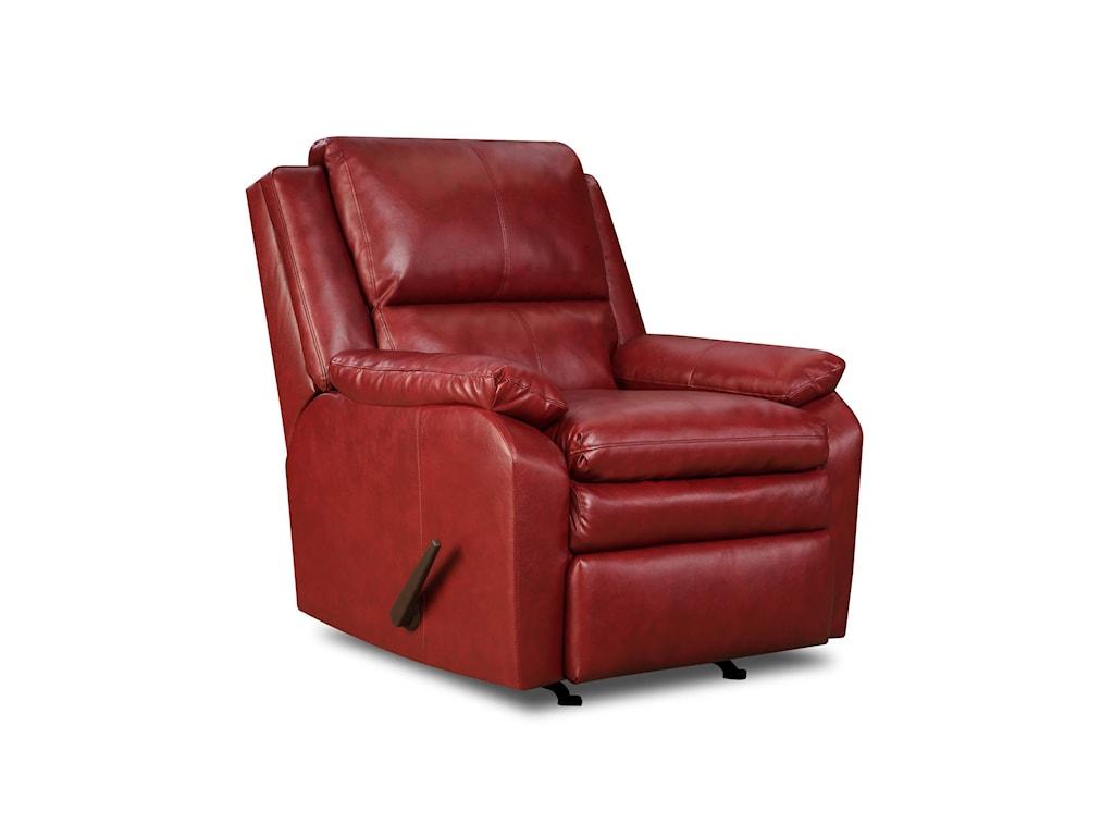 United Furniture Industries 5066Rocker Recliner