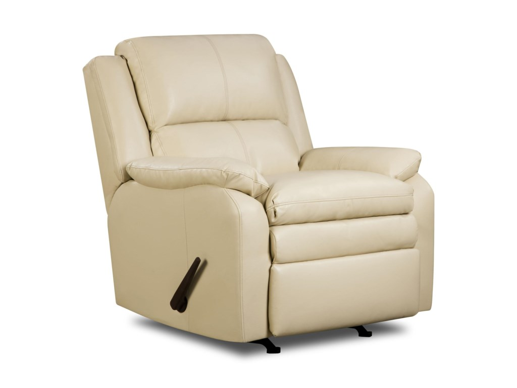 United Furniture Industries 5066Rocker Recliner