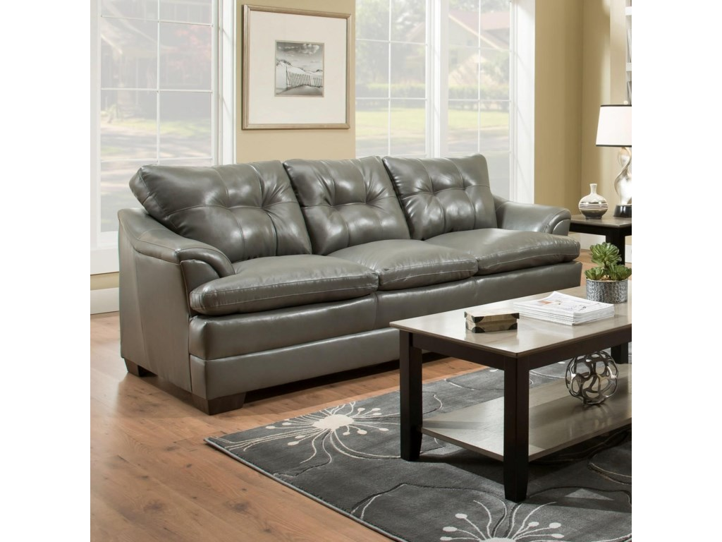 Simmons Upholstery 5122Casual Sofa