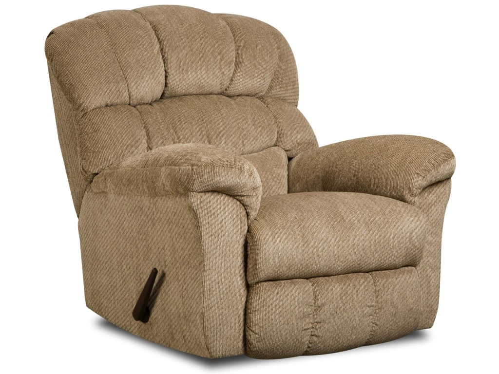 United Furniture Industries 558Rocker Recliner