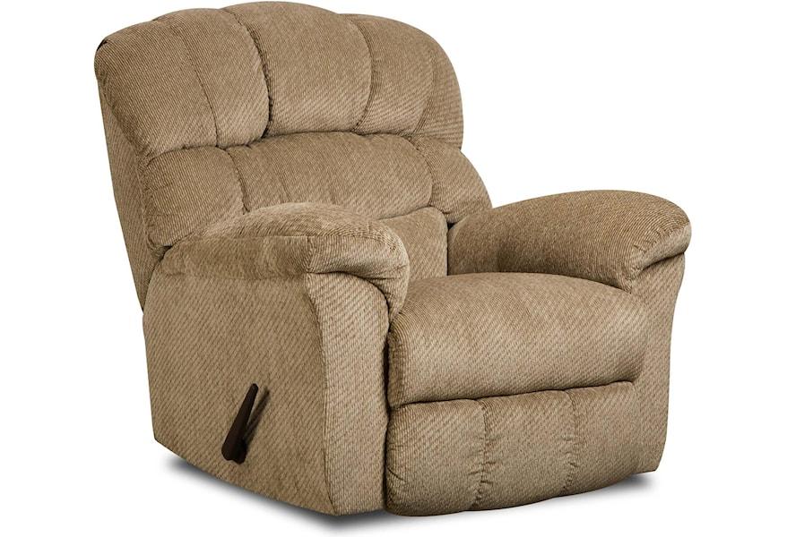 Simmons Upholstery 558 558rockerrecliner Large Scale Rocker