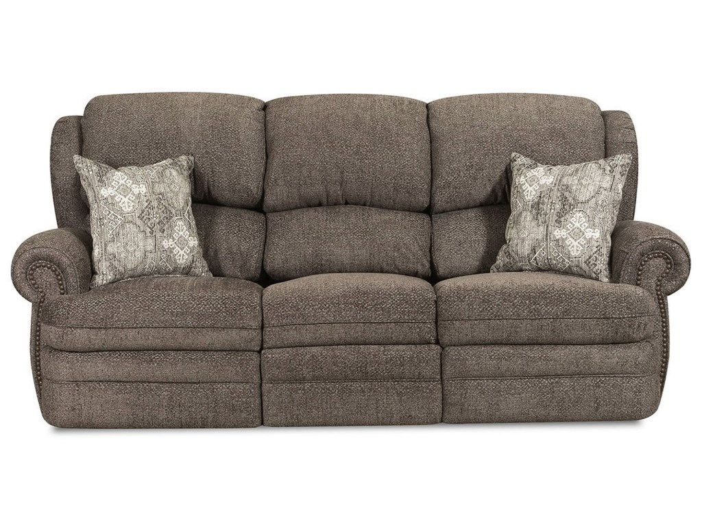 United Furniture Industries 57000Power Reclining Sofa