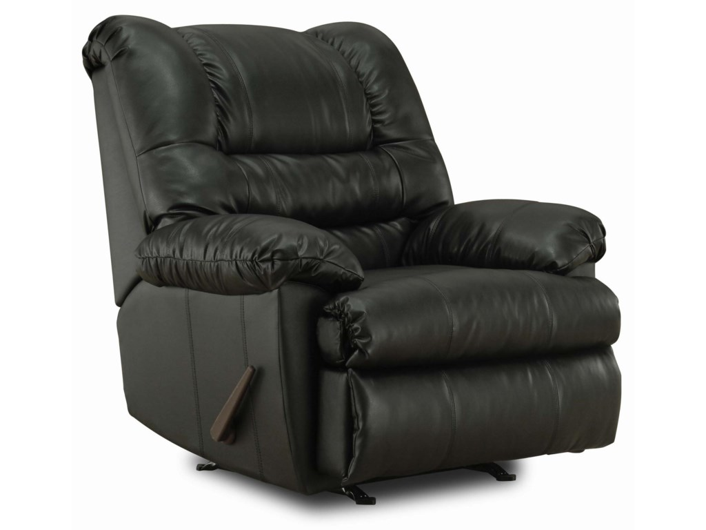 United Furniture Industries 609Rocker Recliner