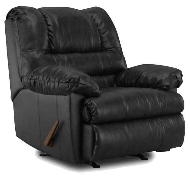 United Furniture Industries 6152Rocker Recliner